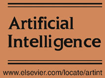 Artificial Intelligence Journal @ Elsevier